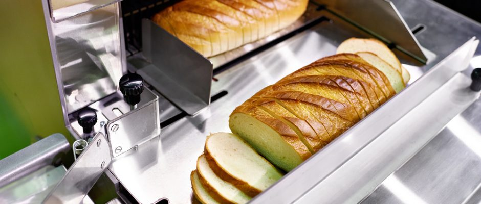 mesin pembuat roti