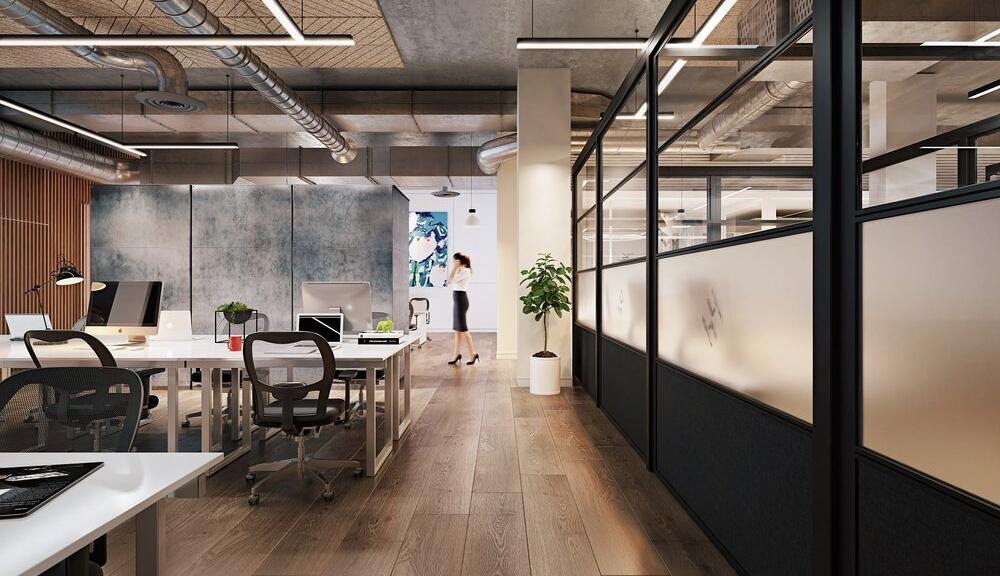 coworking space dan food station